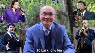 10 Bài không tên Vũ Thành An
