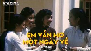 Hợp Ca Asia - Em Vẫn Mơ Một Ngày Về (Nguyệt Ánh)   Lyrics Video  