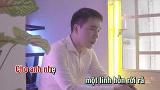 Viết Gửi Cho Em Karaoke Nguyễn Hậu