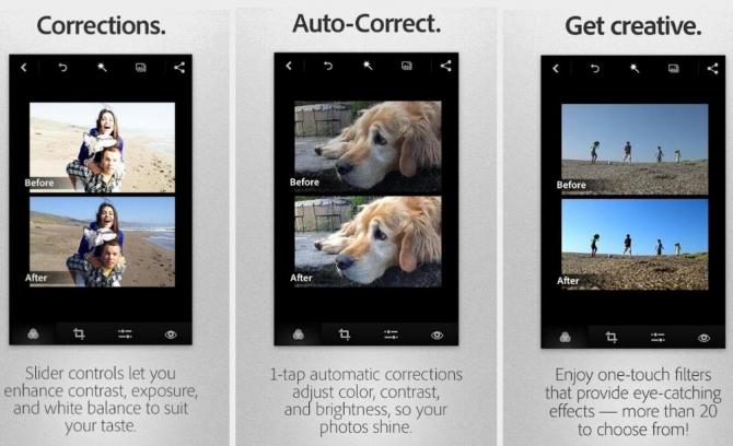 Apps tốt nhất cho người chụp hình