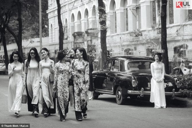 Sai gòn 2017 - Ngỡ ngàng trước bộ ảnh Sài Gòn xưa được tái hiện một cách chân thật nhất