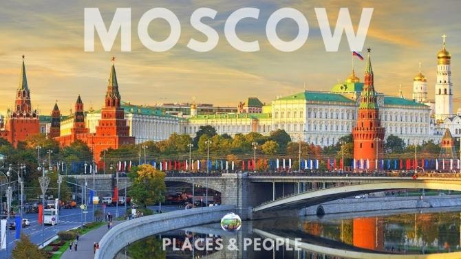 Nhật Ký Hành Trình Du Lịch Russia & Bắc Âu #3  Moscow