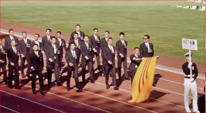 Việt Nam Cộng Hòa Và Những Người Việt Nam Đầu Tiên Dự Olympics - Nguyễn Hạnh