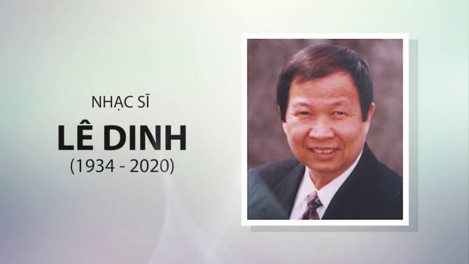Nhạc sĩ Lê Dinh và 40 năm âm nhạc Việt Nam