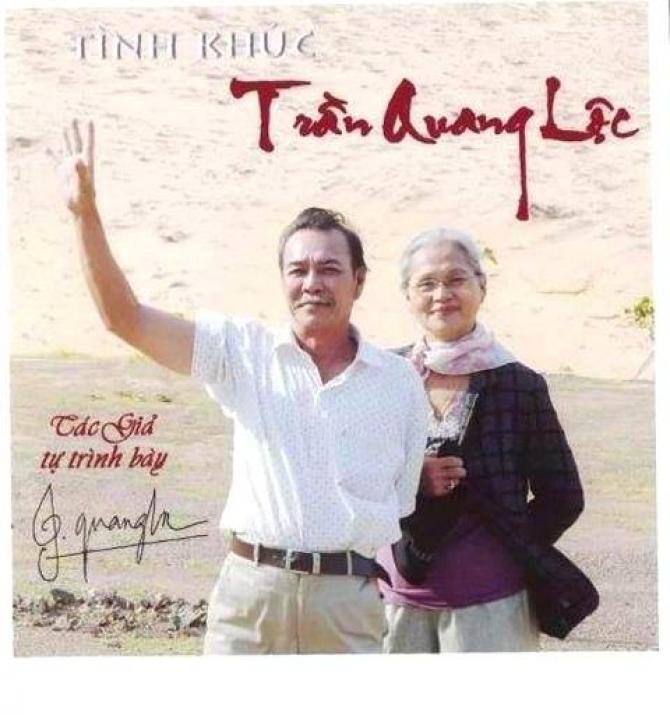 Trần Quang Lộc - một đời tài hoa, lận đận