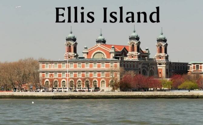 Ellis Island hòn đảo của hy vọng & nước mắt
