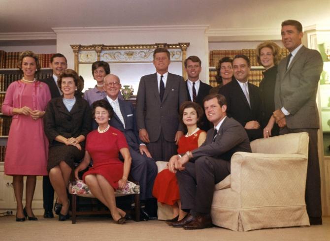 Kennedy: Một trong những gia tộc danh giá nhất trong chính trường Mỹ