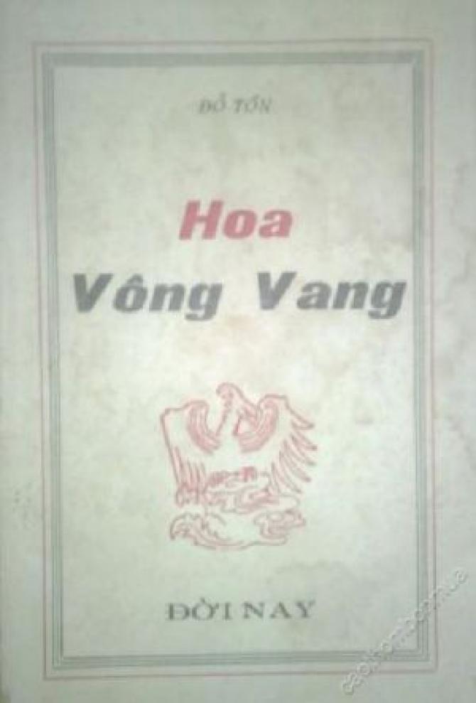 Truyện ngắn Hoa vông vang của tác giả Đỗ Tốn