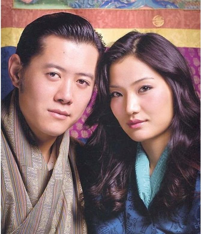 Chuyện tình Quốc vương xứ Bhutan