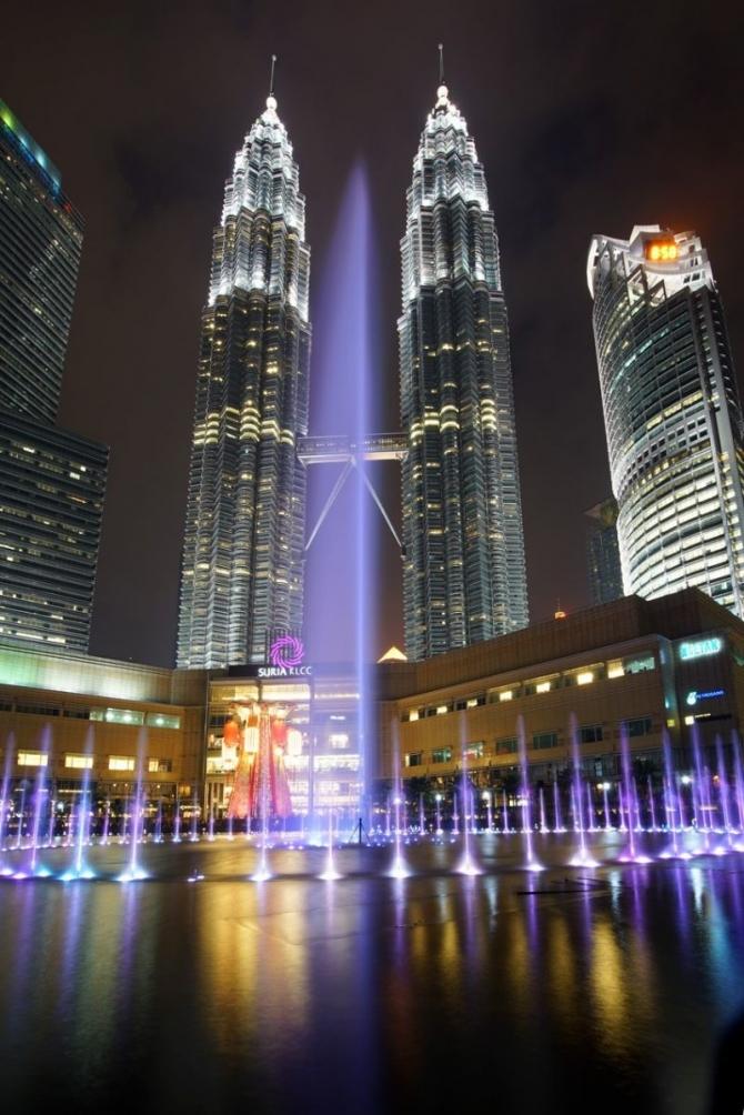 Lịch Sử Và Quá Trình Xây Dựng Tháp Đôi Petronas