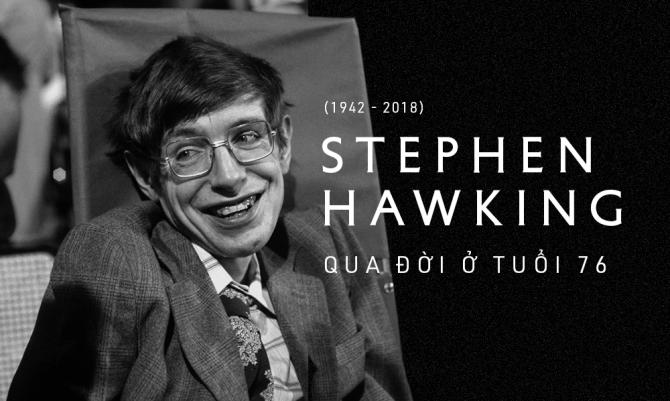 Cuộc đời của Stephen Hawking