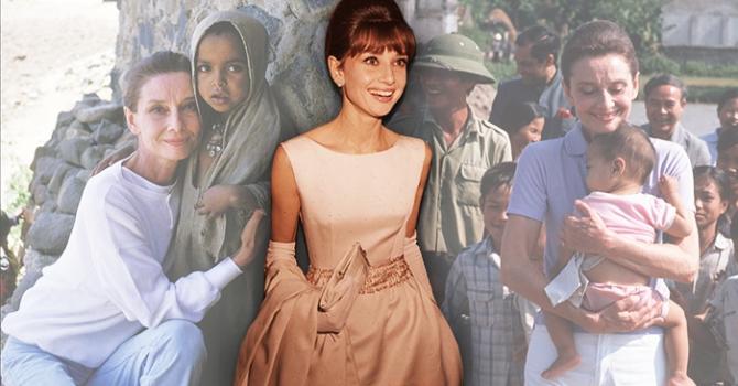 Ngôi sao hàng đầu Hollywood Audrey Hepburn – Sắc đẹp và thành công đều đến từ sự cao quý trong tâm hồn