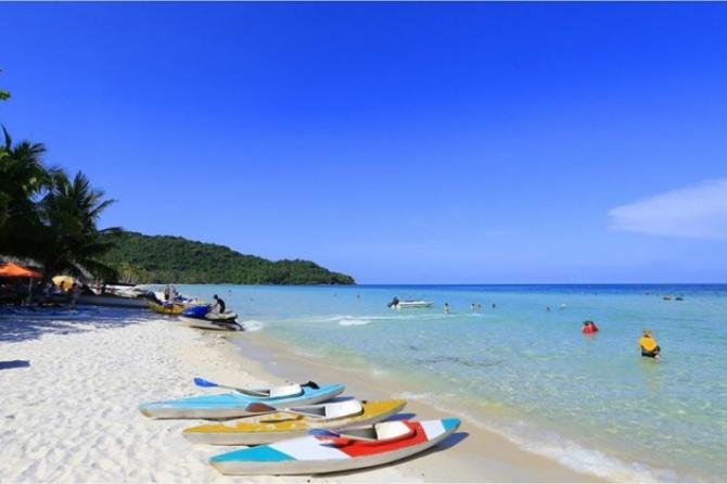 Top 10 bãi biển đẹp nhất Việt Nam 2019