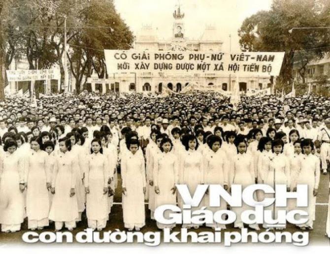 Nhìn Lại Các Trường Nữ Trung Học Nổi Tiếng Của Miền Nam Trước Năm 1975