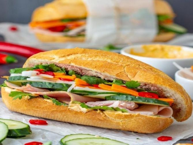 Bánh Tây & Bánh Mì