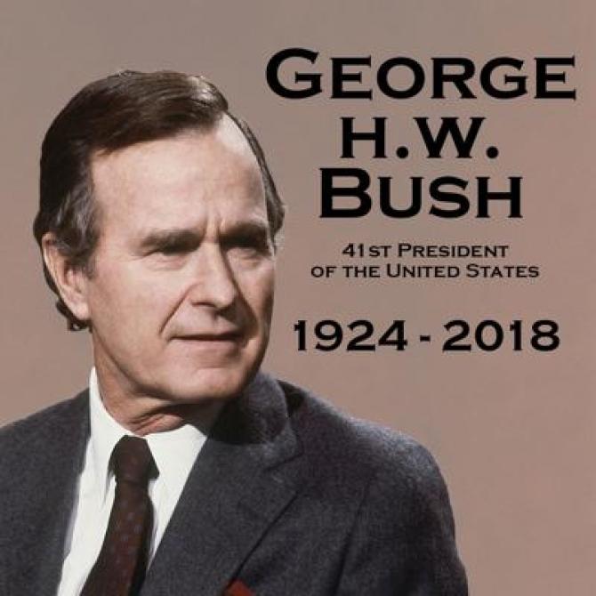 George H.W. Bush cuộc đời và sự nghiệp