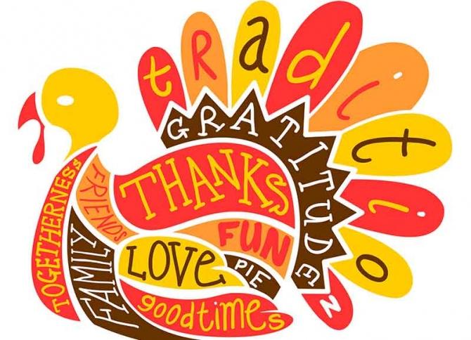 Thanksgiving - Gà Tây