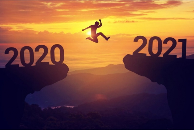 2020 The Year in Pictures - A Year Like No Other
