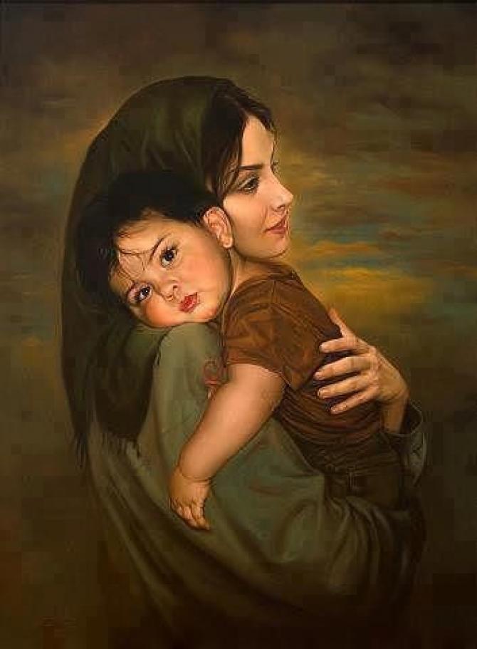 Nghĩ Về Tình Mẹ Con Trong Mùa Vu Lan 2020 - Nguyễn Thượng Chánh